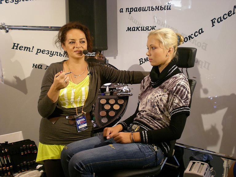 """Спорт и Стиль 2010 """".  Все три дня внимание москвичей и гостей столицы..."""