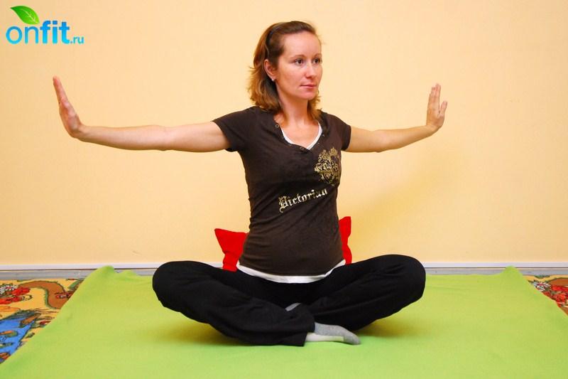 Упражнения для беременных в минске