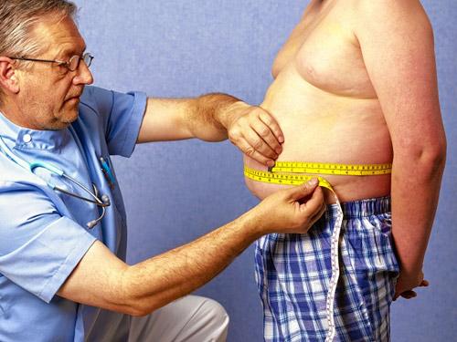 жир на животе тестостерон